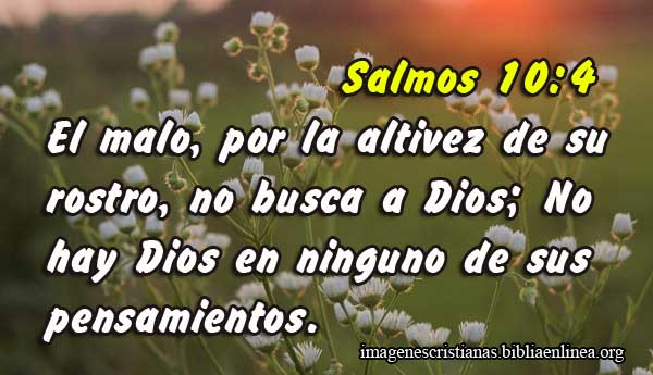 Imagen Cristiana Salmos 10-4
