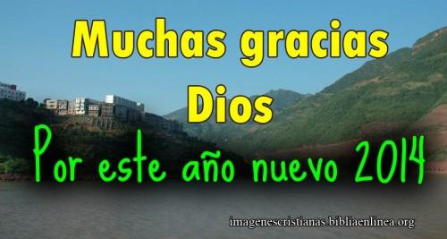 Imagenes cristianas por el 2014 para facebook