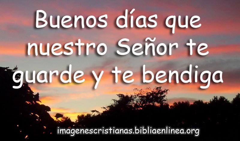 Imagenes Cristianas De Buenos Dias Imagenes Cristianas