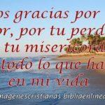 Imagen Dios gracias por tu amor