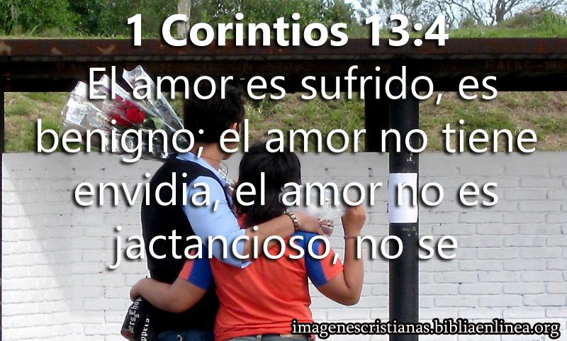 Imagen Cristiana De Amor 1 Corintios 13 4 Imagenes Cristianas