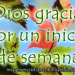 Imagen cristiana del Lunes para facebook (Semana 41)