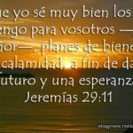 Imagen Cristiana: Los Planes de Dios