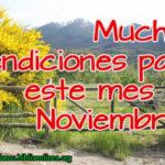 Imágenes Cristianas para el mes de Noviembre