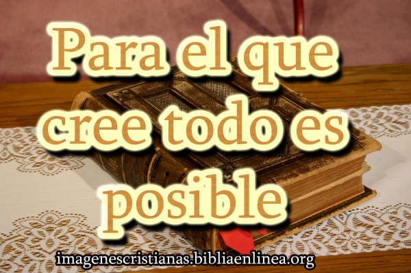 Frases Para Foto De Fe: Imagen Cristiana Con Frase De Jesus