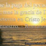 Romanos 6:23 Imagen Cristiana