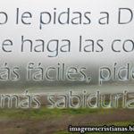 Imagen Cristiana Gratis: Mas sabiduría