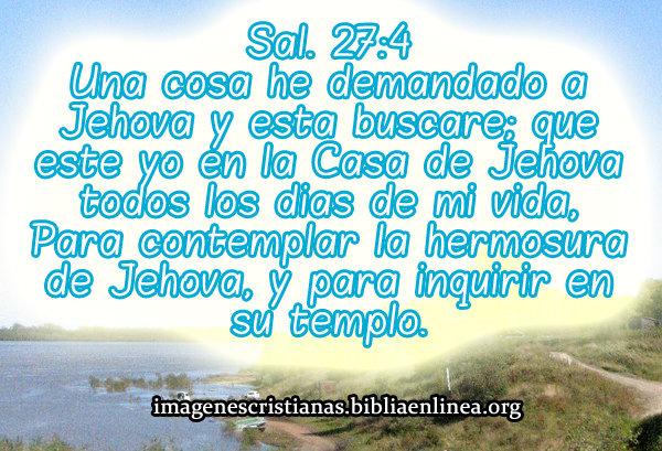 imagenes cristianas salmos 27-4